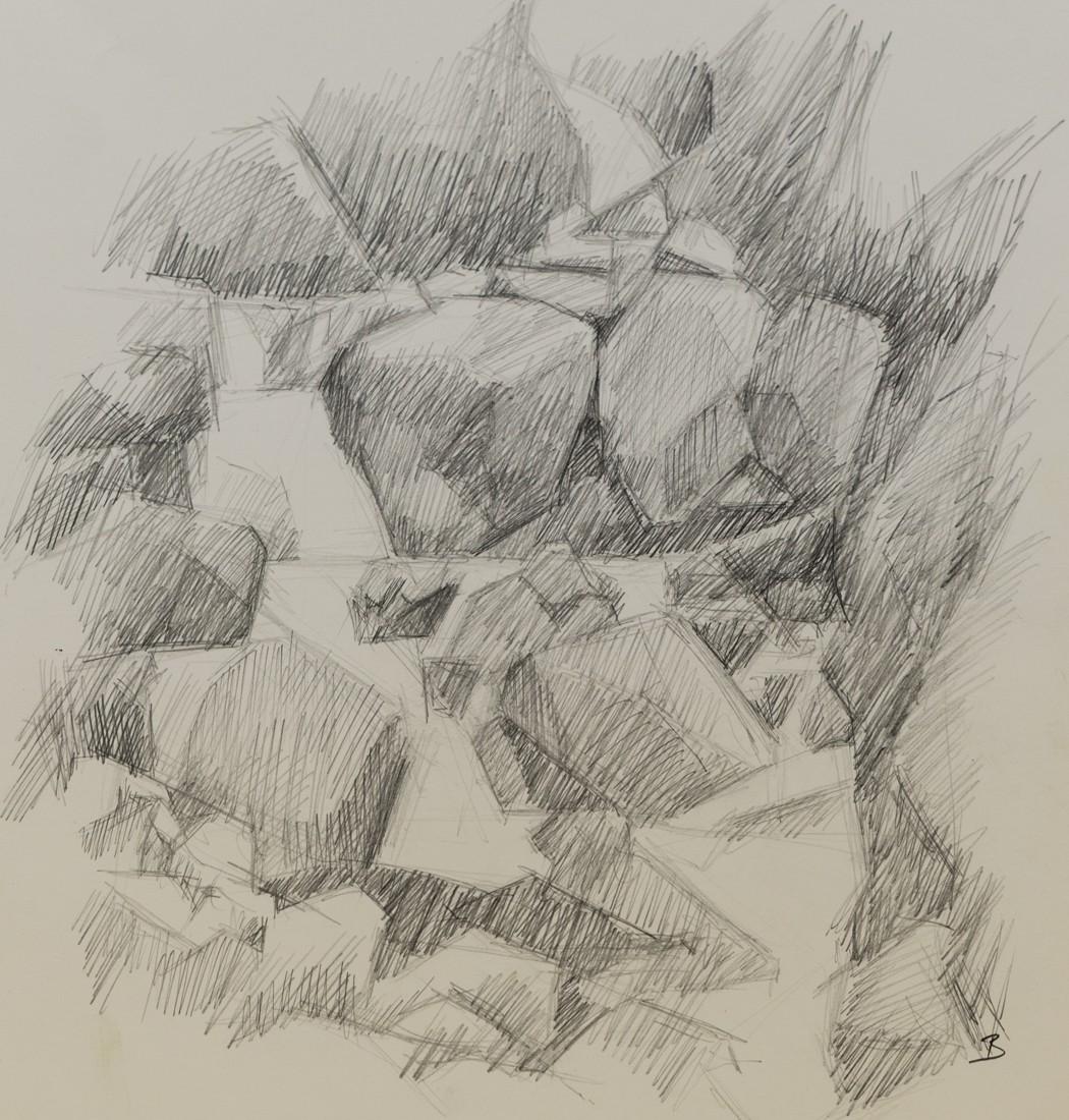 Geliebte Landschaft in der Kunst von Bernhard Bettschen &KM_06